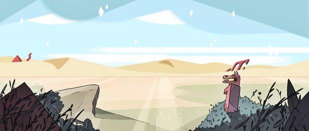 Анимация дня: фэнтезийный ролик про любовь и побег. Изображение № 3.