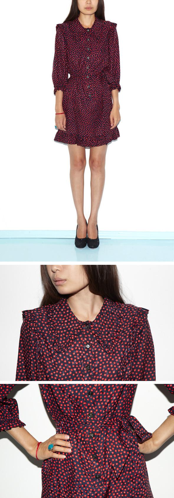 Гардероб: Джига Санжиева, младший редактор моды журнала In Style. Изображение № 1.