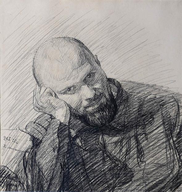 Графика Петра Митурича. Выставка в Третьяковской галерее. Изображение № 3.