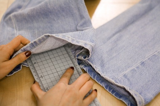 Каксобственноручно порвать джинсы. Изображение № 2.