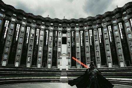 Звёздные Войны впригороде Парижа. Изображение № 2.