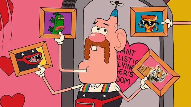 Случайный ремейк «Карлсона» на Cartoon Network. Изображение № 5.