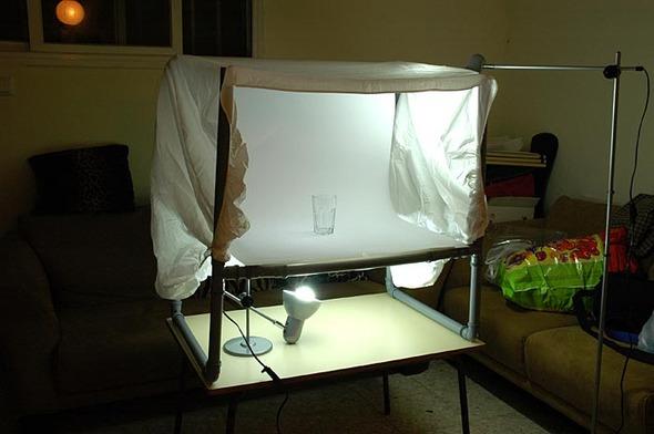 Каксамому сделать дешевый фото-стол. Изображение № 1.