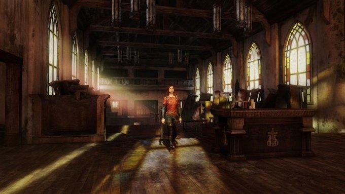 Военный фотограф создал галерею скриншотов The Last of Us для PS4. Изображение № 1.