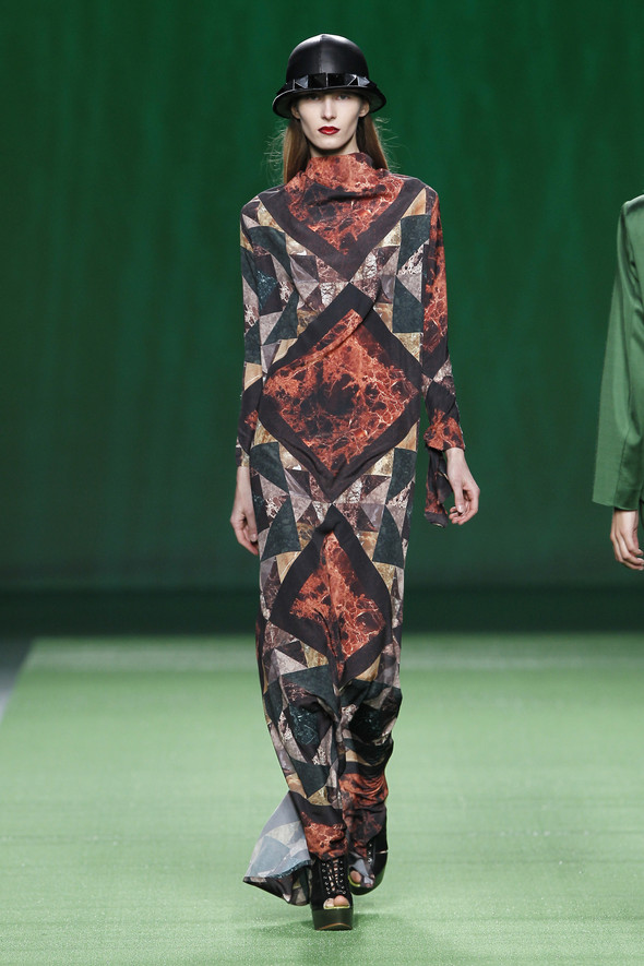 Madrid Fashion Week A/W 2012: Martin Lamothe. Изображение № 8.