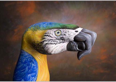 Изображение 26. Guido Daniele: холсты из рук.. Изображение № 26.