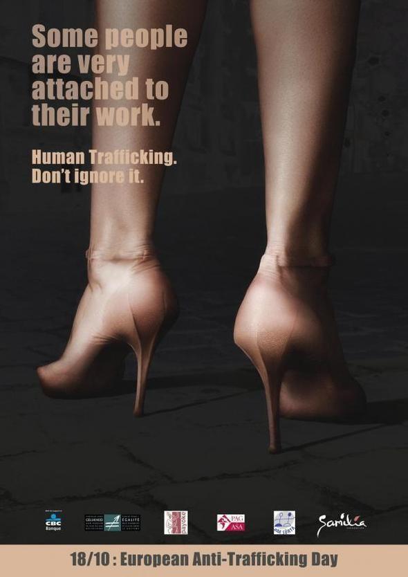 Изображение 16. Реклама против проституции.. Изображение № 19.