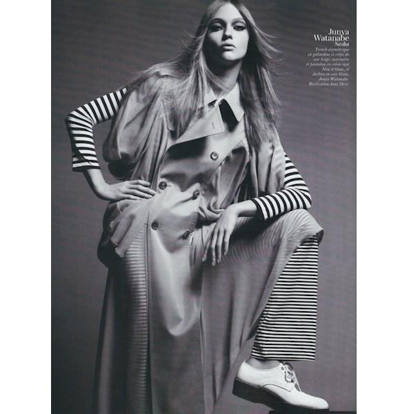 Изображение 8. Съемки: Harper's Bazaar, Industrie, Vogue и другие.. Изображение № 55.