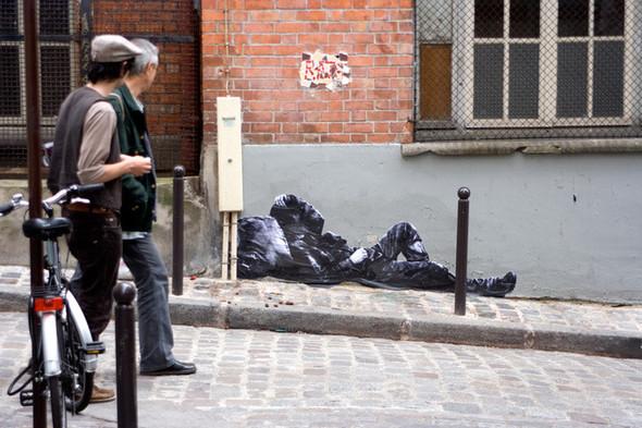 Стрит-арт от французкой команды Murmure - Artisme. Изображение № 5.
