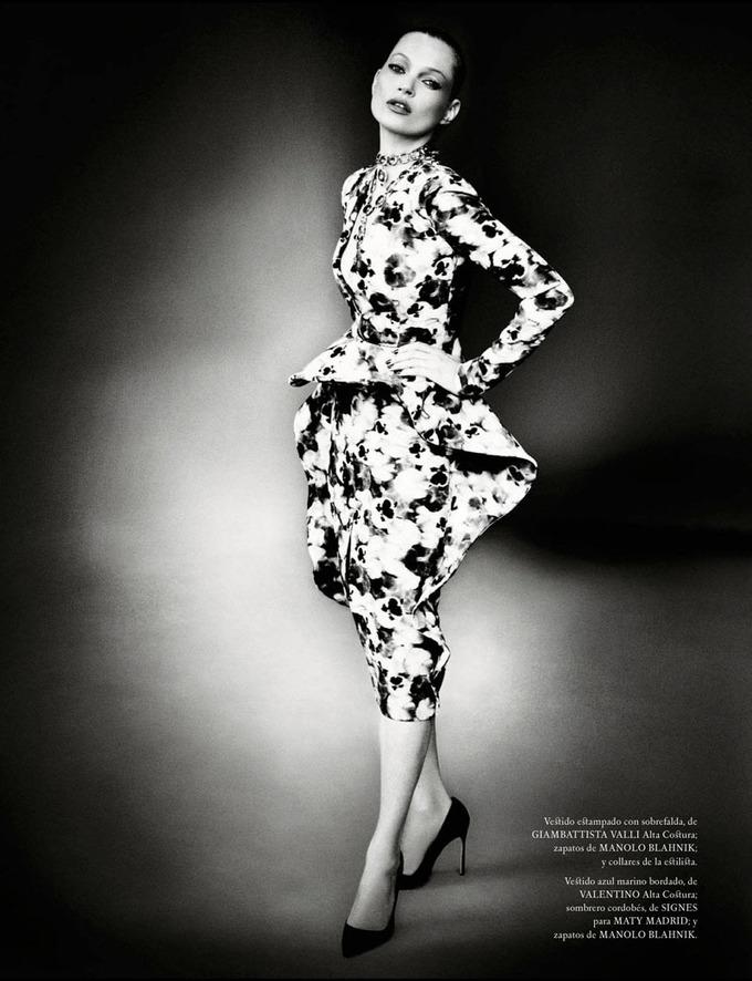 Numero, Vogue и другие журналы опубликовали новые съемки. Изображение № 29.