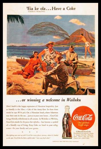 Изображение 29. Coca-cola – История бренда, история рекламы.. Изображение № 29.