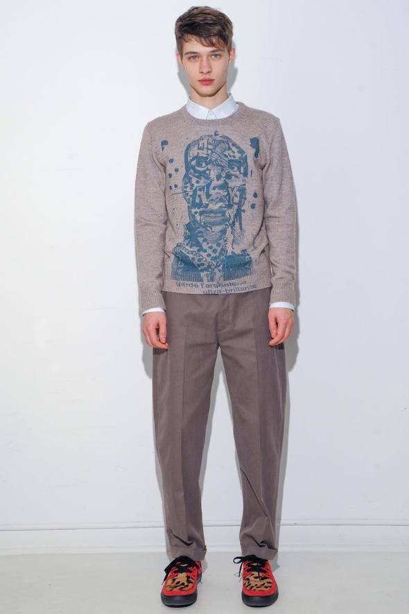 Изображение 5. Milan Fashion Week. Часть 2.. Изображение № 5.