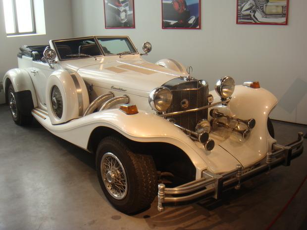 Испанский музей ретро-автомобилей. Изображение № 21.