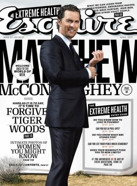 Изображение 5. Обложки: L'uomo Vogue, Esquire и другие.. Изображение № 3.