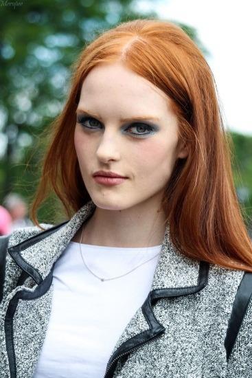 Новые лица: Каролине Бьёрнелюкке, модель. Изображение № 7.