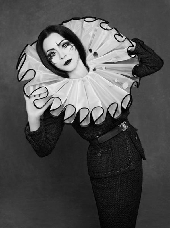 20 октября в Artplay откроется фотовыставка Chanel «Little Black Jacket». Изображение № 9.