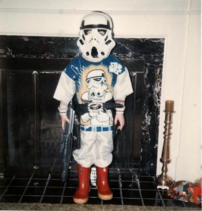 Growing Up Star Wars 1977–1985. Изображение № 2.
