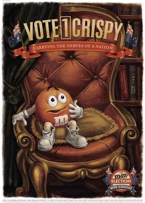 Все на выборы! Политическая реклама разных лет. Изображение № 105.