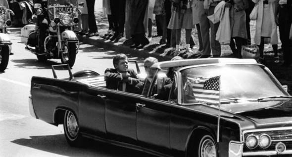 Жаклин Кеннеди. Изображение № 1.