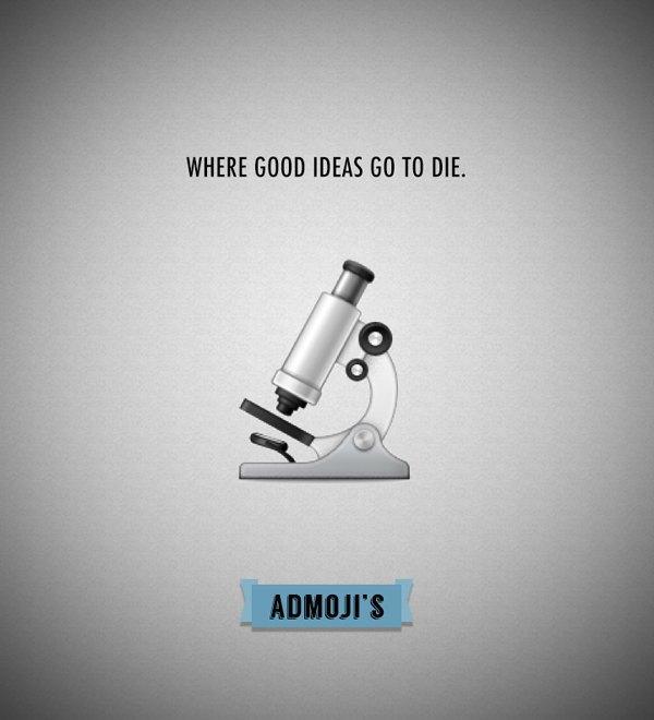 Сайт дня: эмодзи в рекламной индустрии. Изображение № 26.