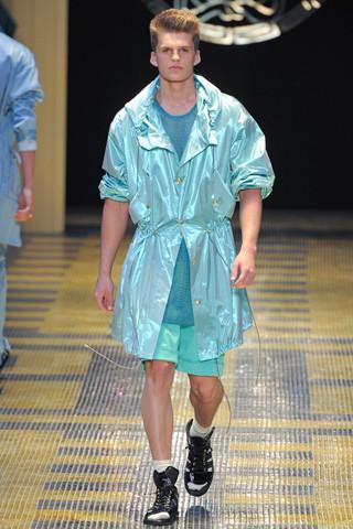 Неделя мужской моды в Милане: День 1. Изображение № 51.