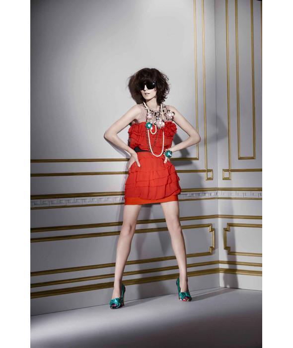 Коллекцию Lanvin для H&M показали полностью. Изображение № 14.