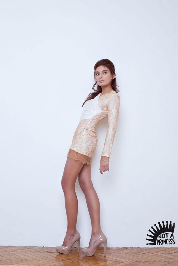 NOT A PRINCESS - новый бренд, дизайнерские свадебные платья. Изображение № 2.