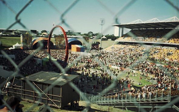 Большой выходной 2010. Музыкальный фестиваль в Окленде. Изображение № 2.