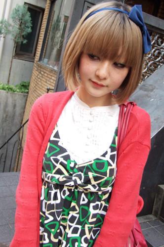 Street fashion from Tokyo. Изображение № 15.