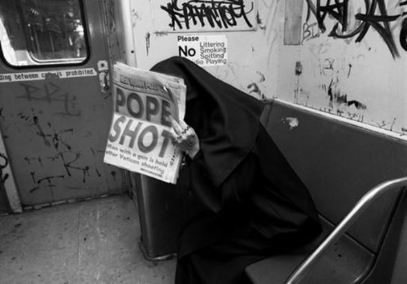 Метрополис: 9 альбомов о подземке в мегаполисах. Изображение № 98.