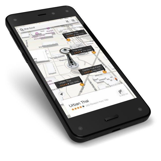 Amazon выпустил 3D-смартфон с функцией сканирования объектов . Изображение № 1.