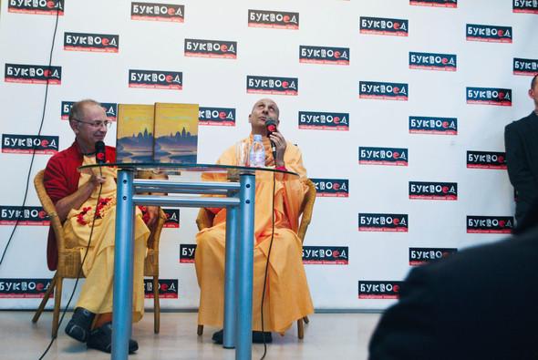 """Презентация книги Радханатха Свами """"Путешествие домой"""" 26.03.2012. Изображение № 11."""
