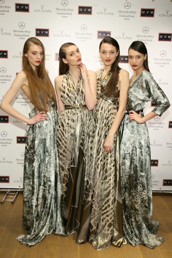 Von Vonni открыл модный марафон в Москве. Изображение № 40.