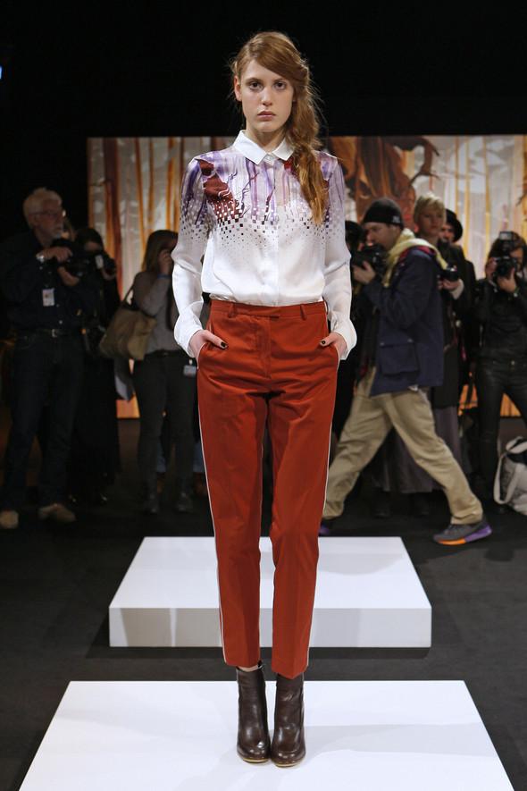 Berlin Fashion Week A/W 2012: Eva & Bernard. Изображение № 16.