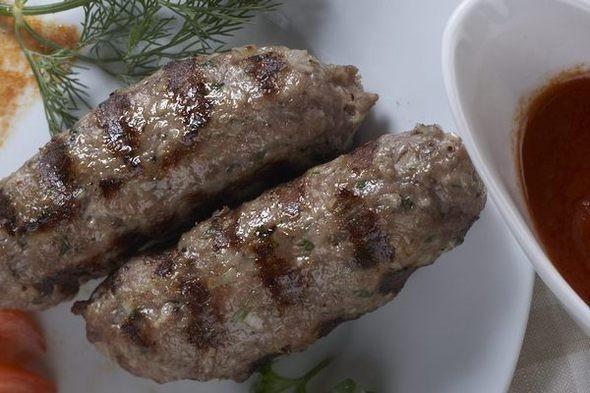 "кебабчеты ""Шампуррумские"" / Nice minced mutton chop by ShampurRoom brand. Изображение № 2."