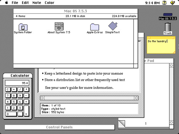 Иллюстрированная история MacOS. Изображение № 5.