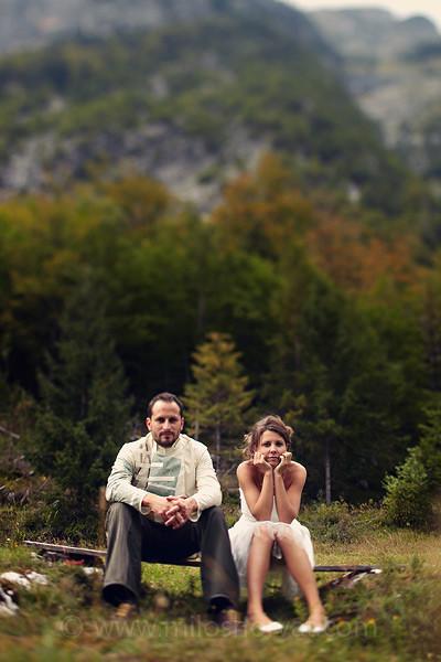 Милош Хорват: свадебная фотография вне времени. Изображение № 7.