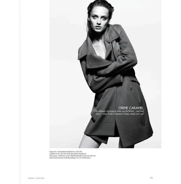 5 новых съемок: Dazed & Confused, Harper's Bazaar и W. Изображение № 22.