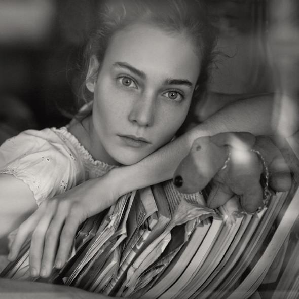 Тонкие материи в фотографии Томека Янковски. Изображение № 19.