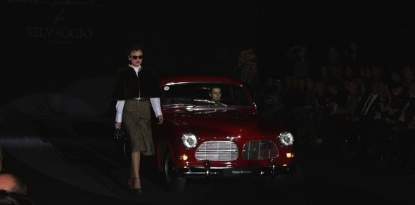 Изображение 6. 2ой день Volvo Fashion Week.. Изображение № 6.