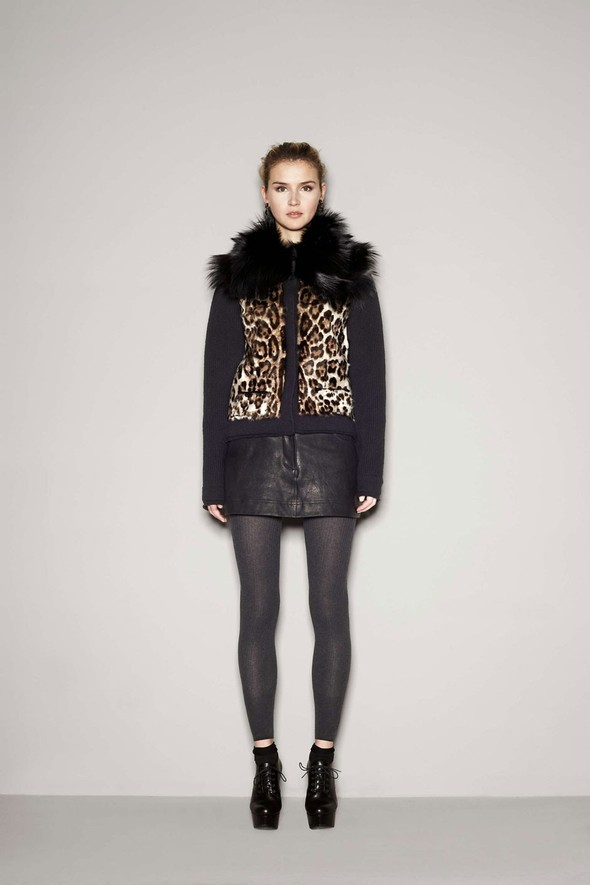 Лукбук: Dolce & Gabbana FW 2011 Women's. Изображение № 84.