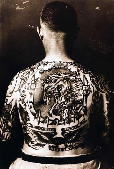 Татуировка XXвека. Изображение № 9.