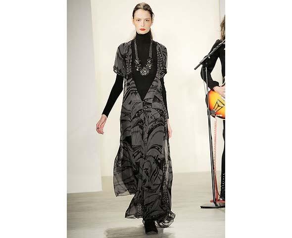 Неделя моды в Нью-Йорке: первые показы. Изображение № 76.