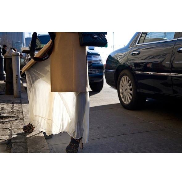 Изображение 164. На полях: 10 тенденций уличного стиля с прошедших недель моды.. Изображение № 164.