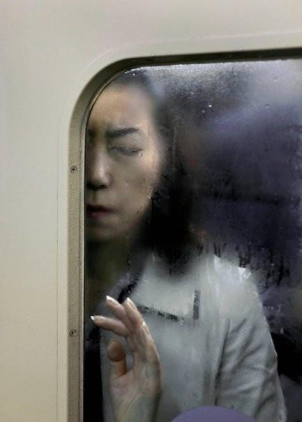 Час пик в метро. Токио. Изображение № 6.