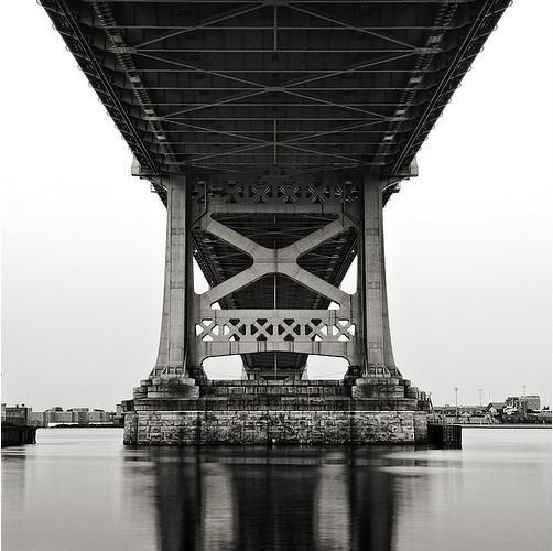 20 черно-белых фотографий мостов совсего мира. Изображение № 20.