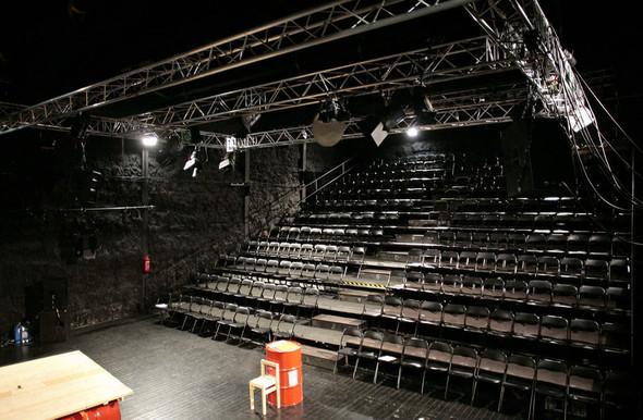 Театр из соломы: эксперимент эстонского архбюро Salto. Изображение № 6.