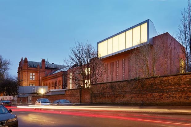 Здание Университета Манчестера / MUMA. Изображение № 35.