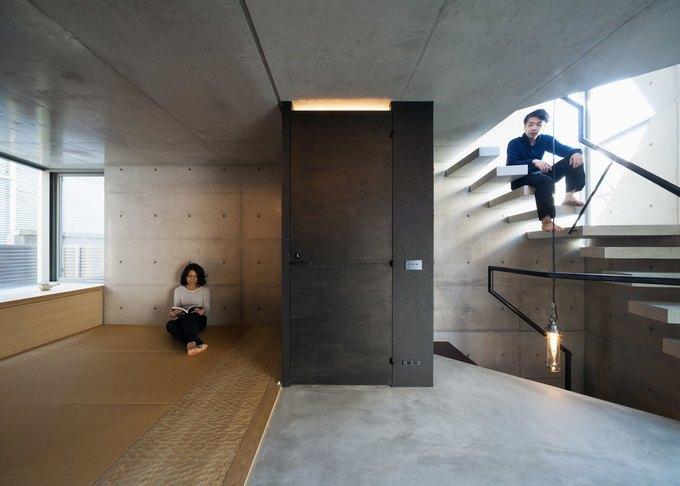 Архитектура дня: дом для химиков из экологичного бетона . Изображение № 13.