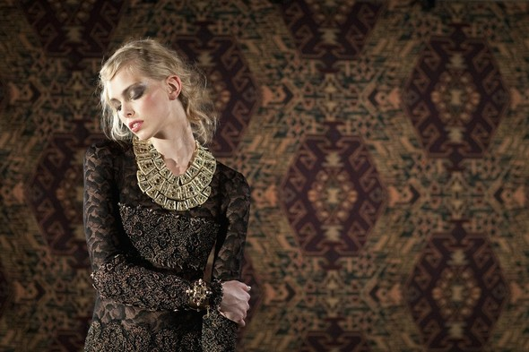 Съёмка: Таня Дягилева в Chanel для Grey. Изображение № 3.